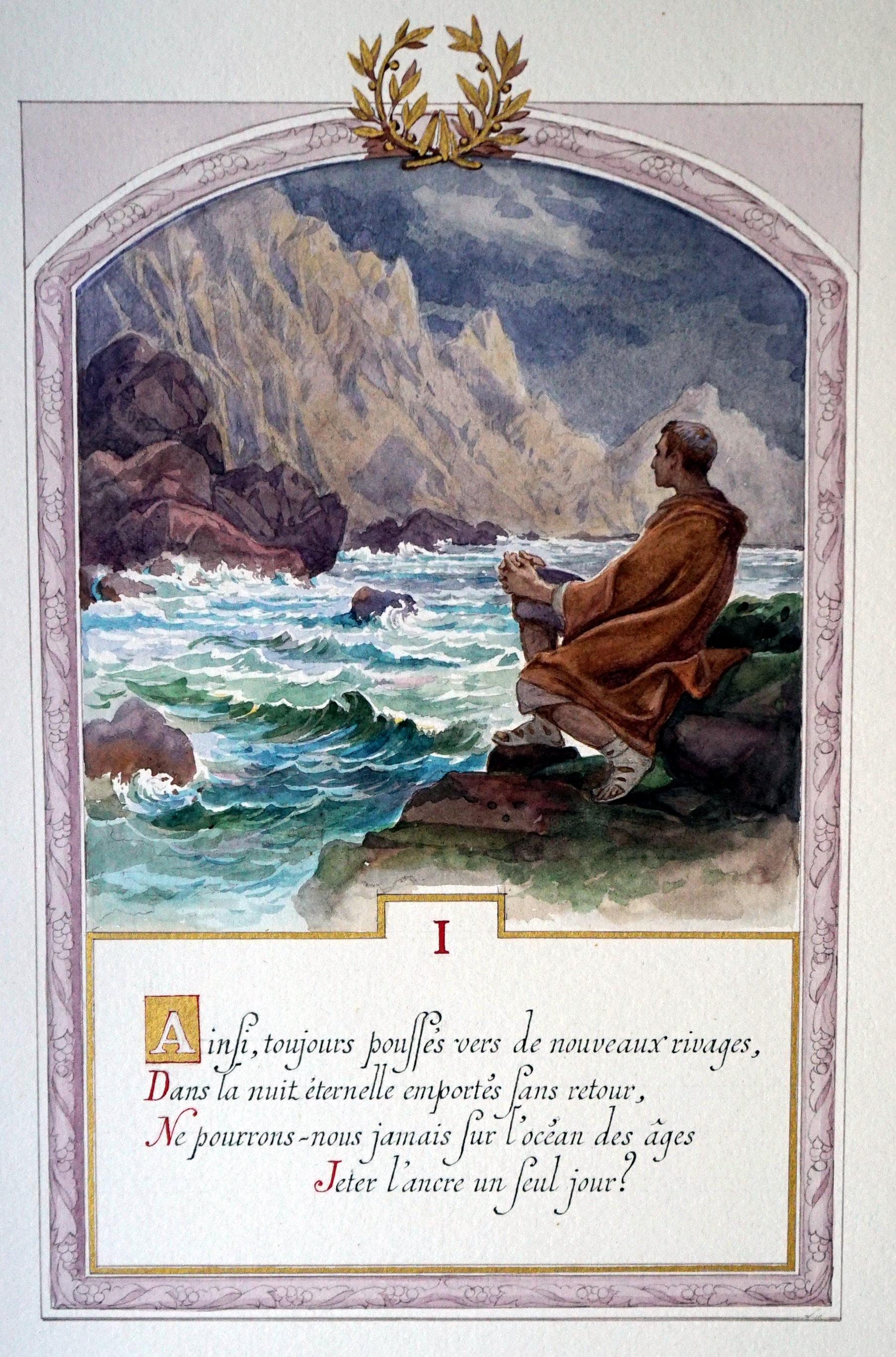Alphonse De Lamartine Le Lac : alphonse, lamartine, (poème), Wikipédia
