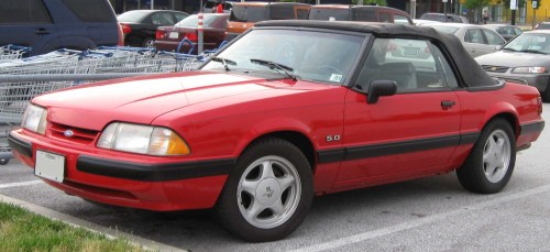 small resolution of 87 93 mustang gt