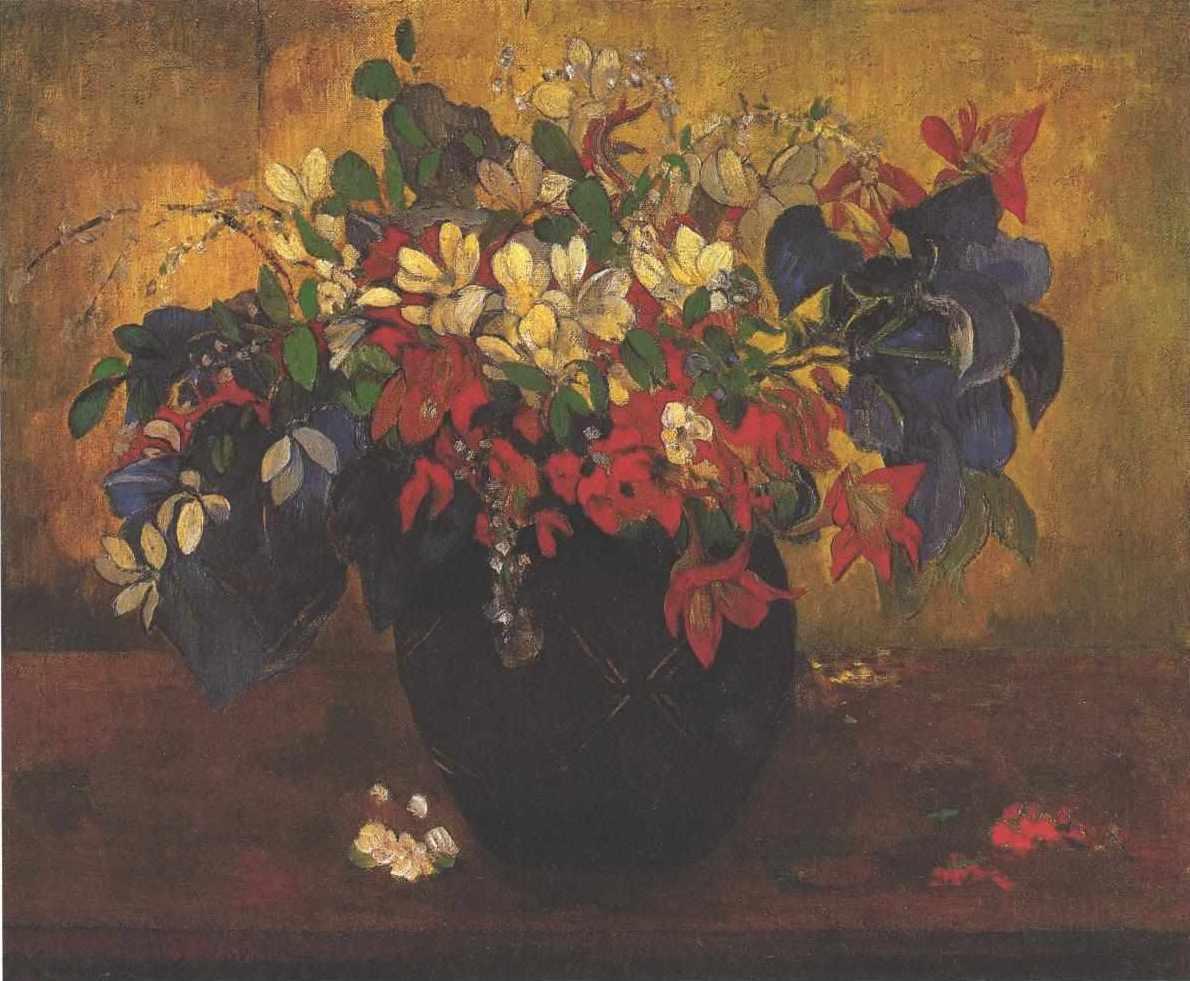 FichierGauguin  Blumenstrau 1896jpg  Wikipdia