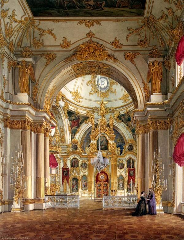 Grand Church Of Winter Palace - Wikipedia