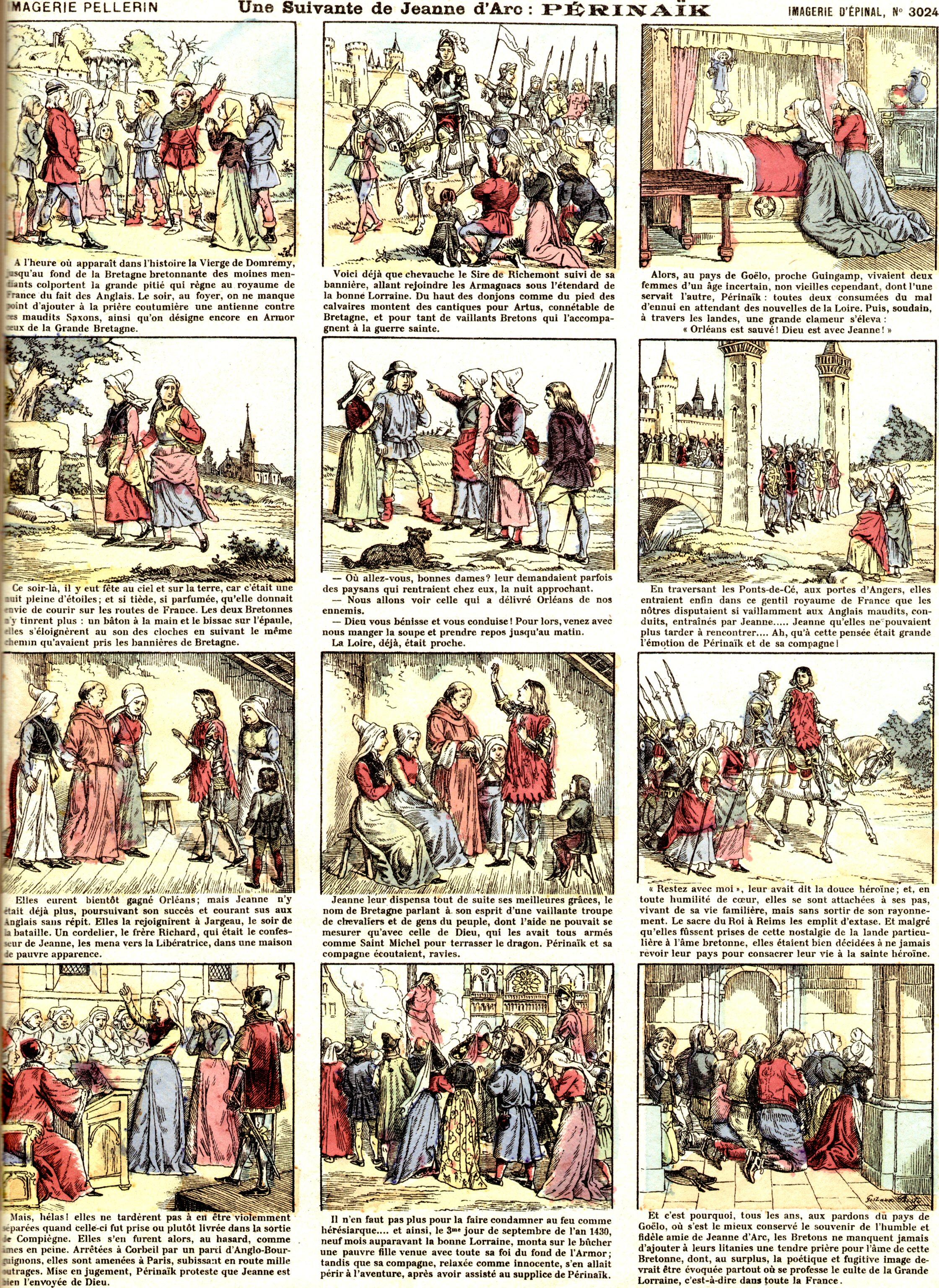 Les Chemins De La Foi France 2 : chemins, france, File:UneSuivante, DeJeanne, DArePERINAIK.jpg, Wikimedia, Commons