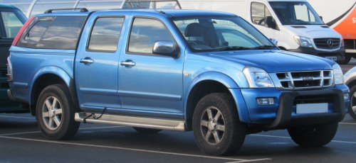 small resolution of file 2005 isuzu rodeo denver td automatic 3 0 jpg