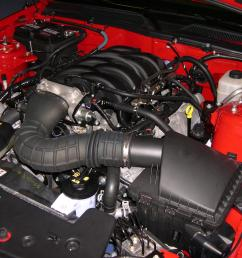 file 2006 ford mustang gt engine jpg [ 2272 x 1704 Pixel ]