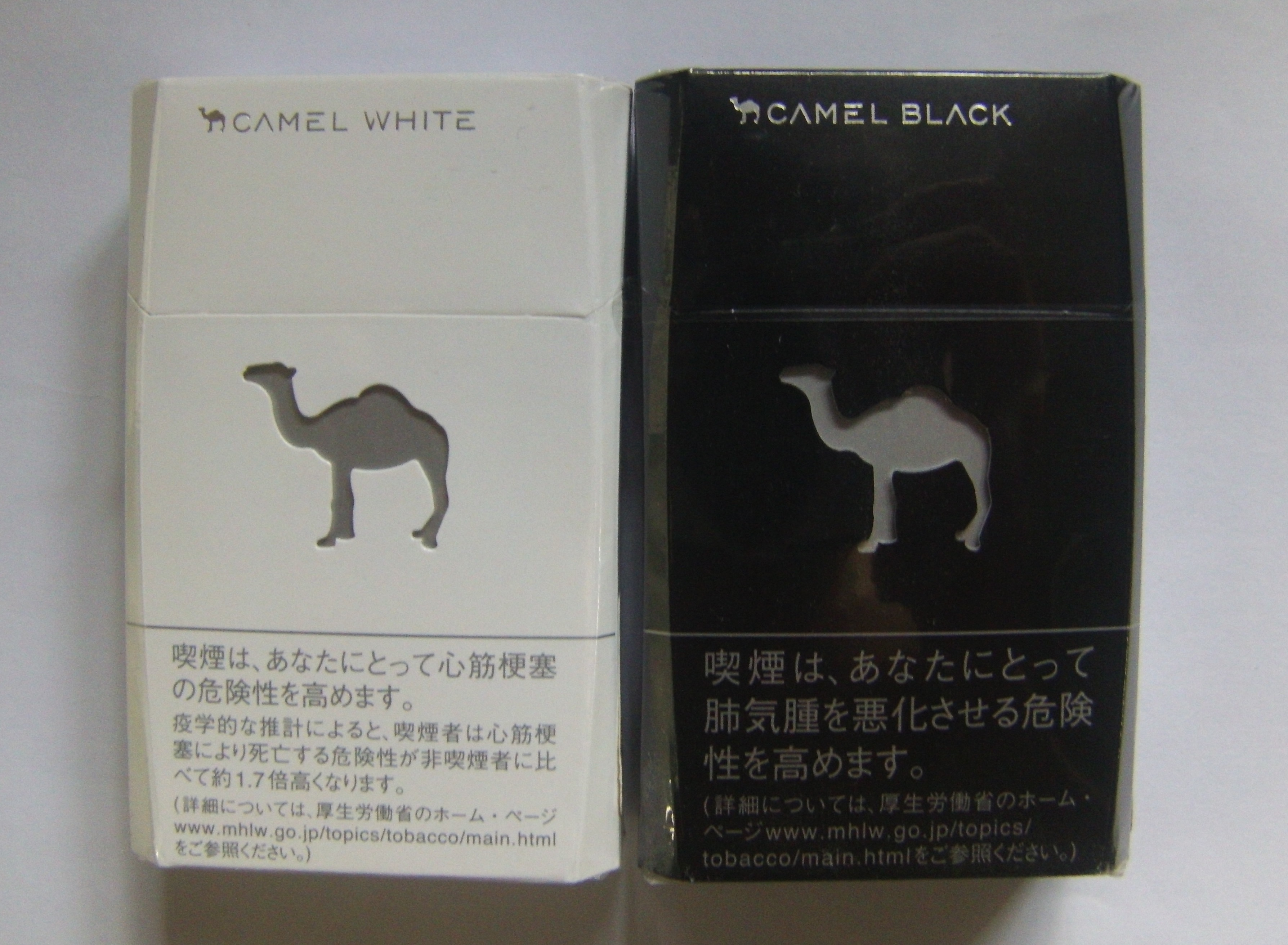 Camel Ultra Light Nicotine Content