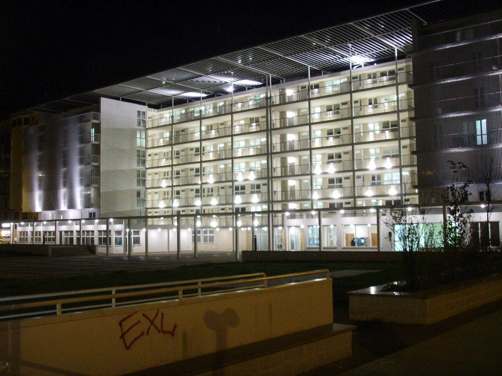 FileCasa dello studente firenze night 02JPG  Wikimedia Commons