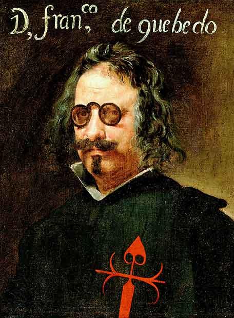 Spanish writer Francisco de Quevedo (1580–1645...