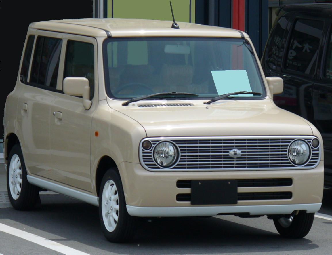 Suzuki Smallcarworld