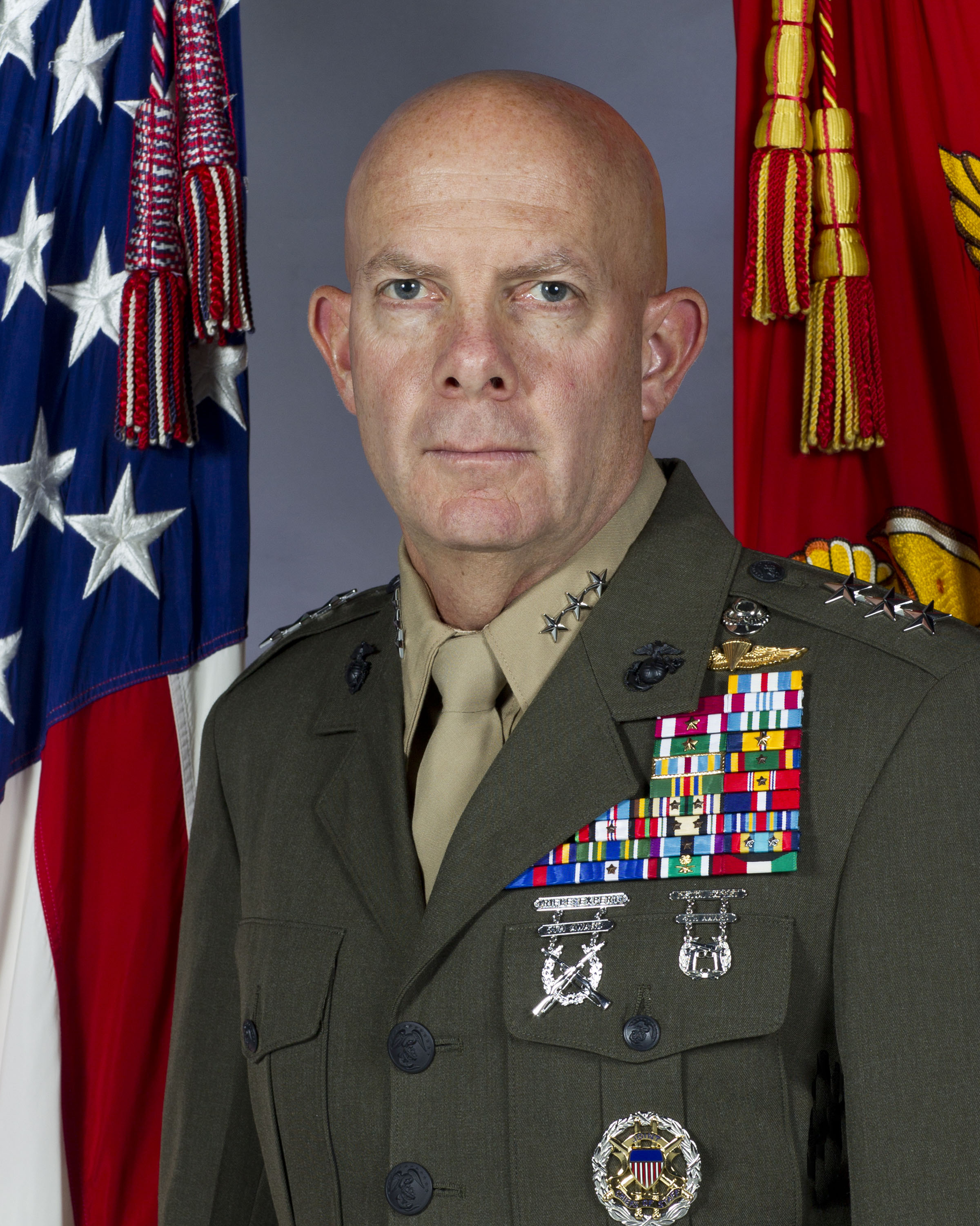 Lieutenant General David H Berger
