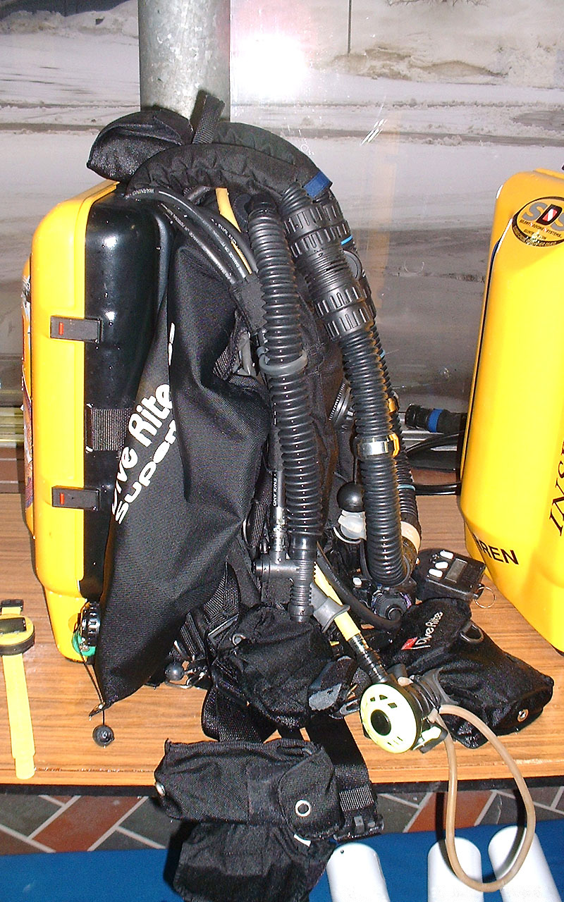 hight resolution of rebreather