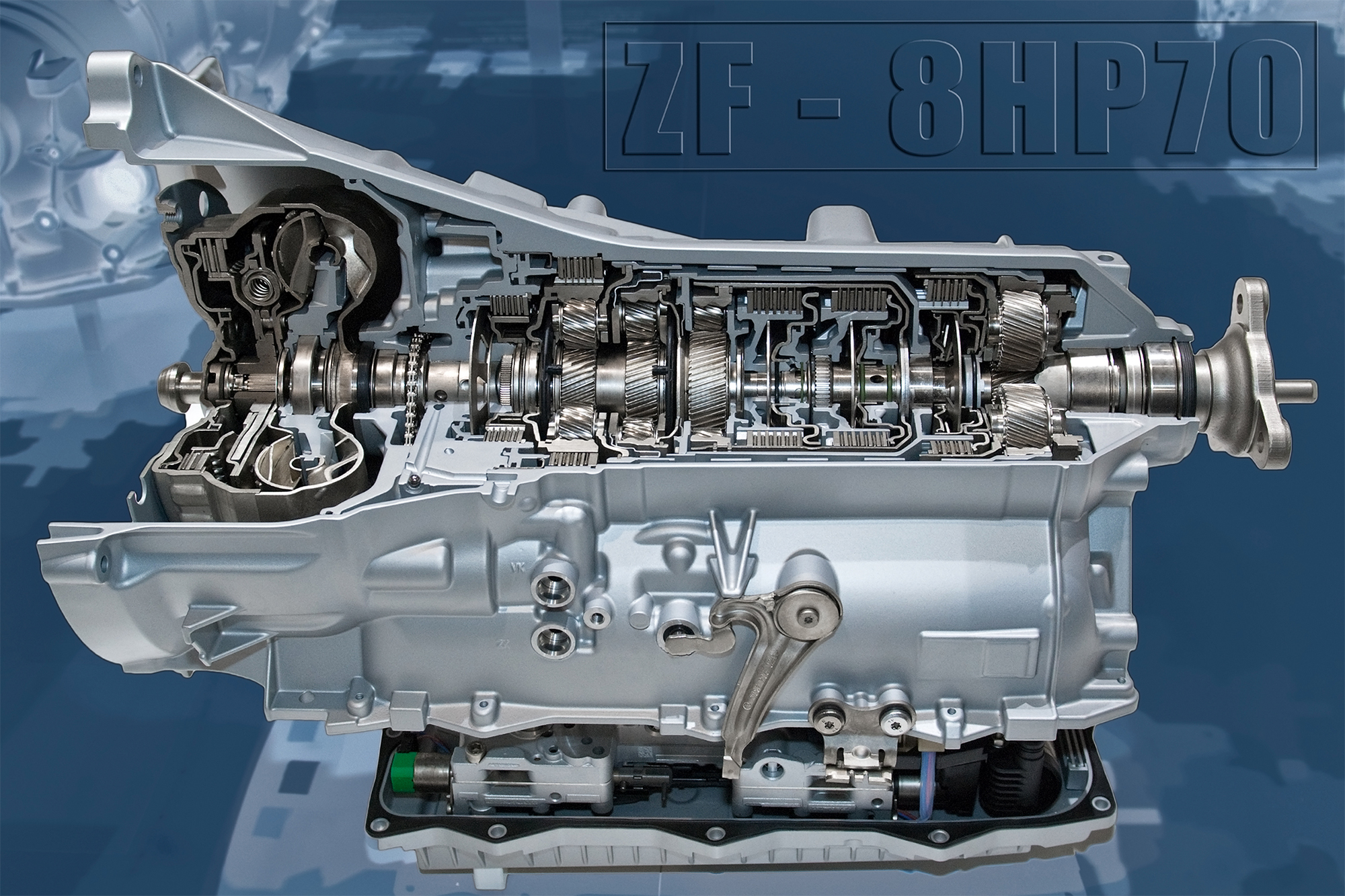 hight resolution of zf 8hp transmission