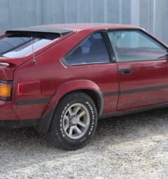 1986 toyota supra 2 8 with the third brake light ma67  [ 5120 x 2728 Pixel ]