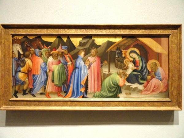 File Adoration Of Magi Gherardo Di Jacopo Starna