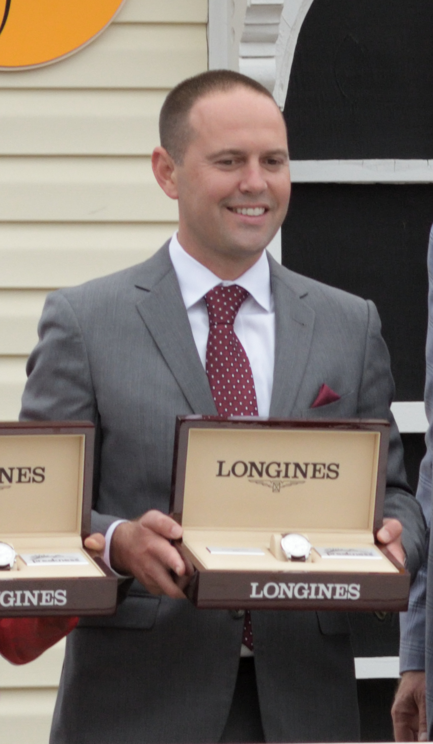Chad Brown Horse Trainer Wikipedia