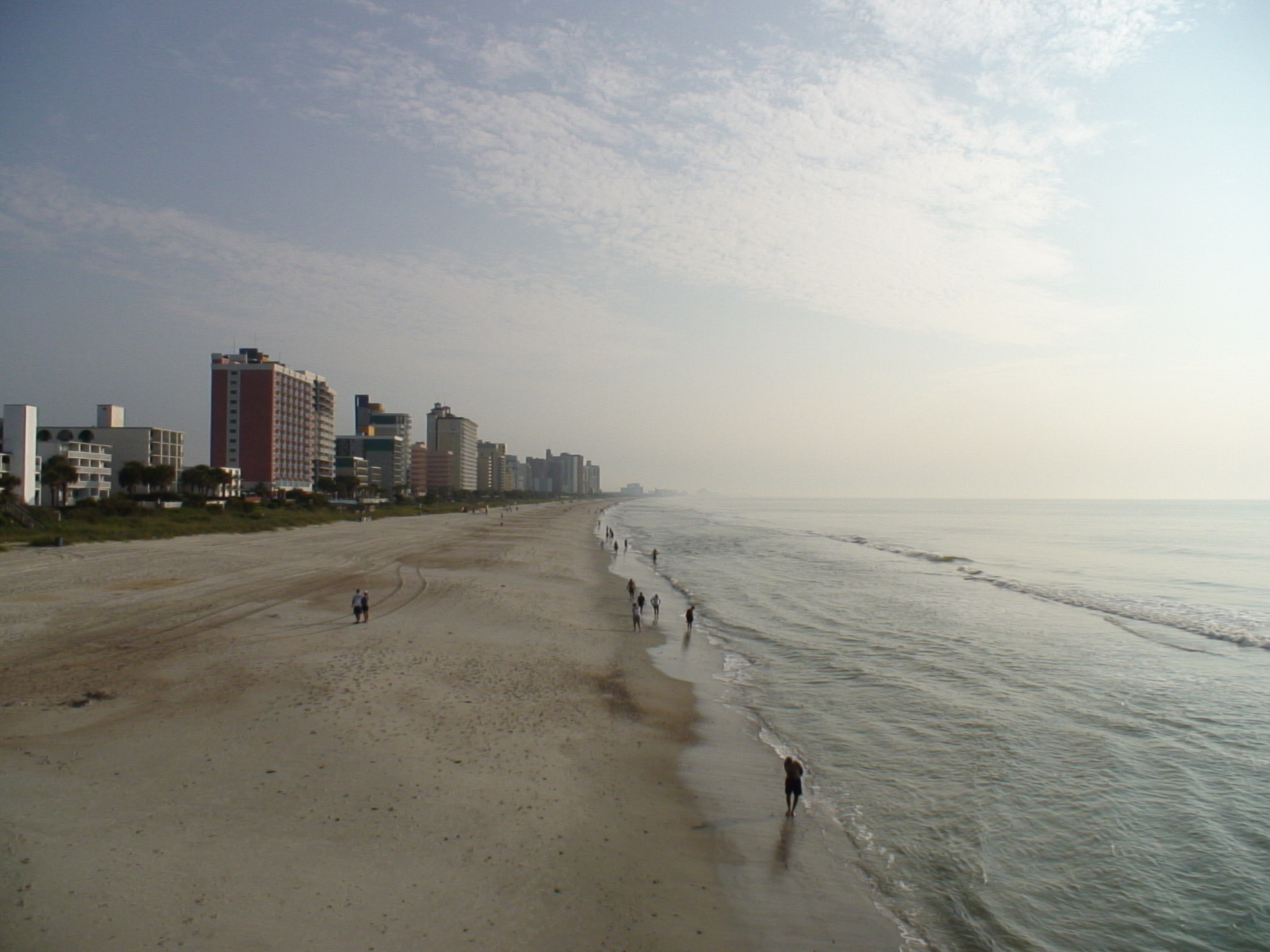 Myrtle Beach in South Carolina