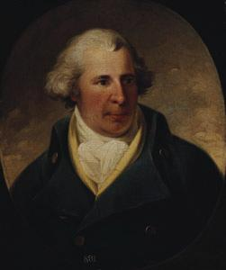 English: Richard Brinsley Sheridan (1751-1816)
