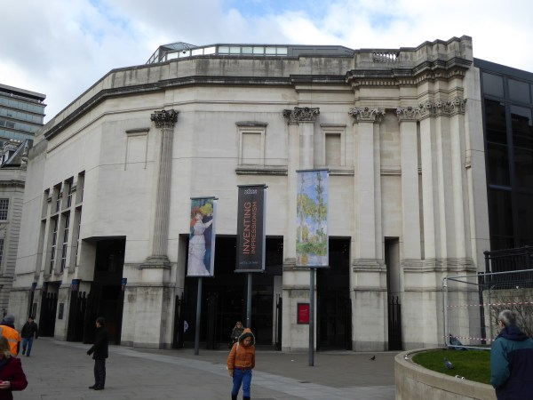 File Sainsbury Wing National London March 2015