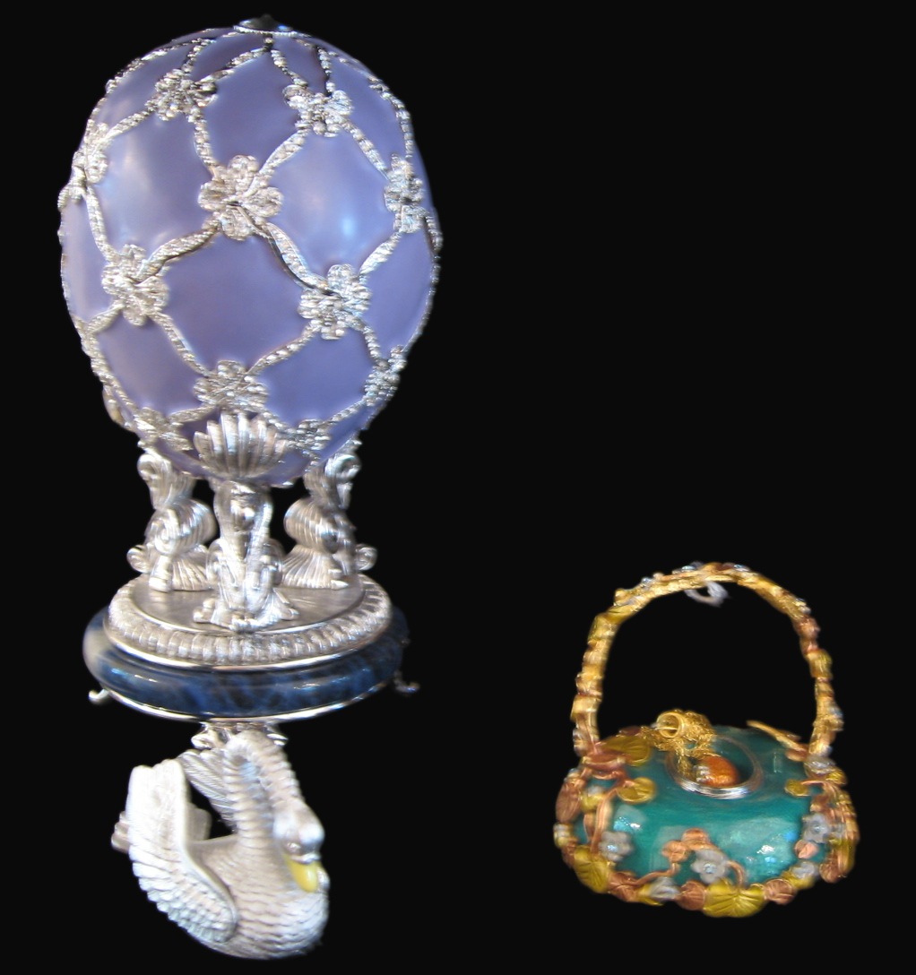 Swan Faberg egg  Wikipedia