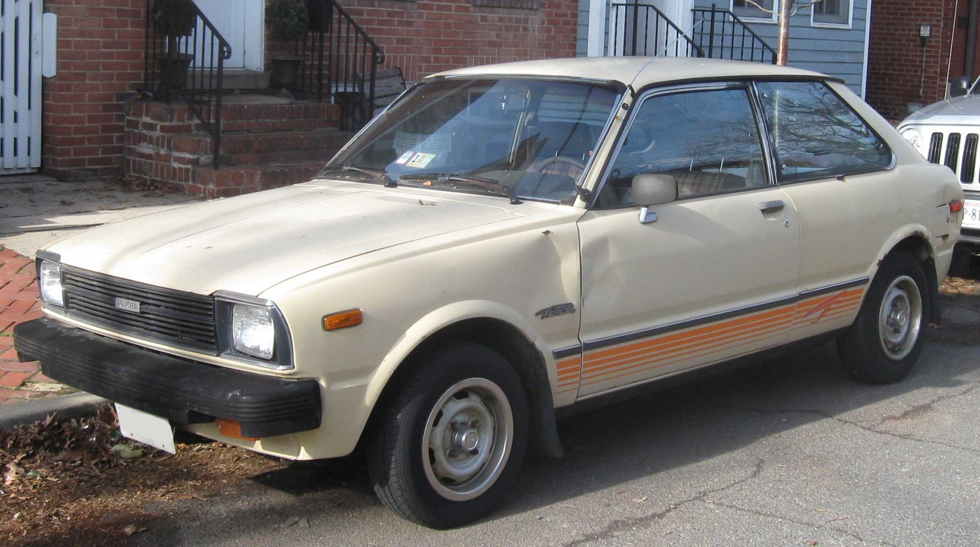 hight resolution of first generation l10 toyota corolla tercel