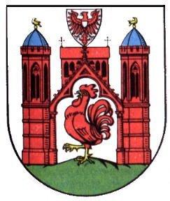 Coat of arms of Frankfurt (Oder)