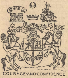 Coat of arms of the Indian princely state of Kutch