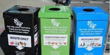 English: San Francisco's Fantastic Three Recyc...