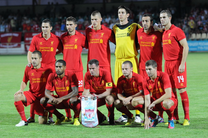 Liverpool Difensore