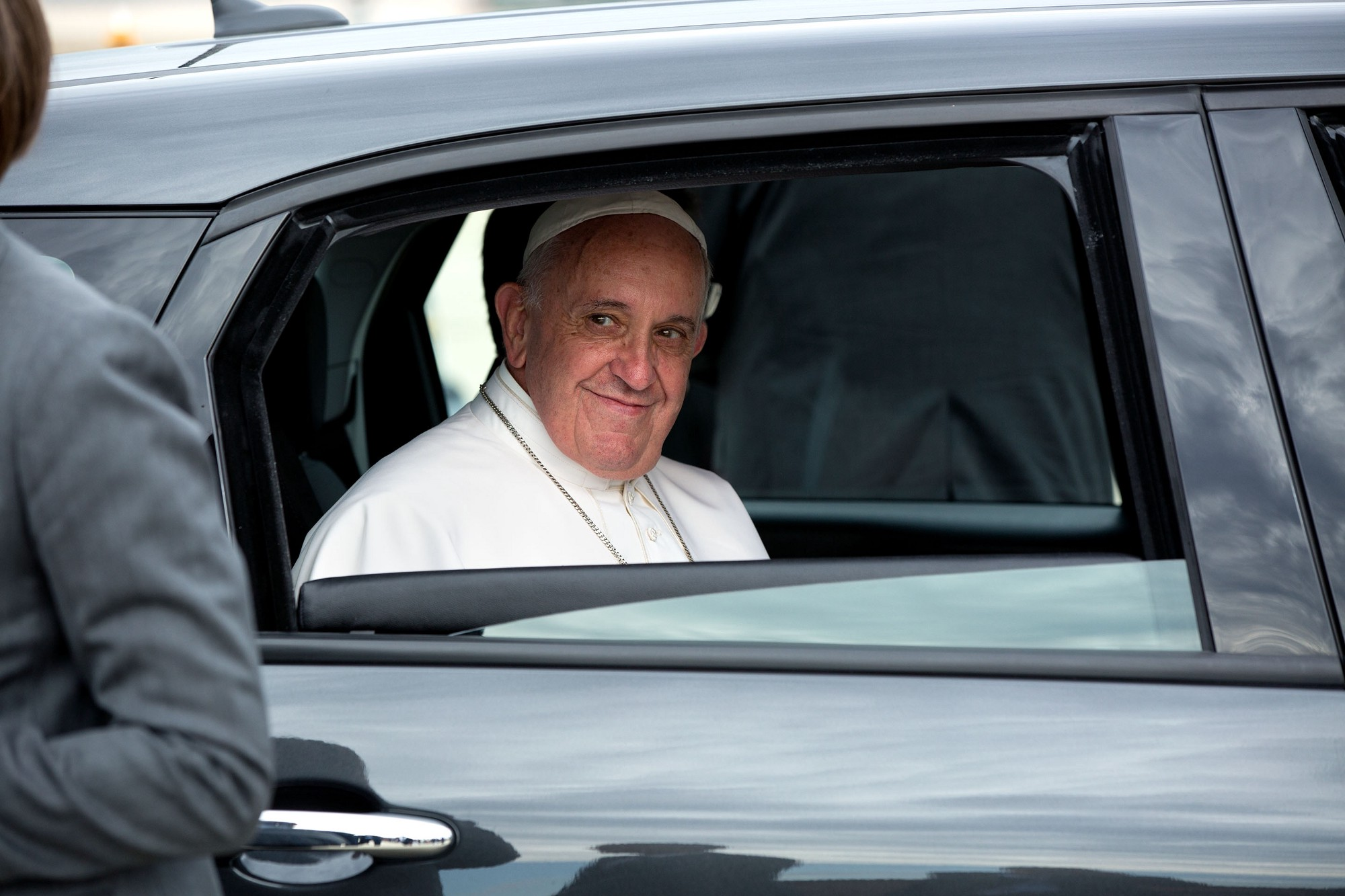 Image result for pope fiat
