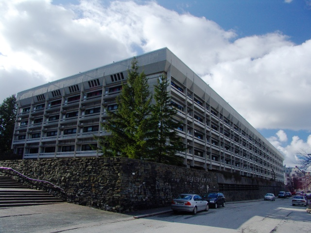 Natural Science Building University Of Bergen Wikipedia