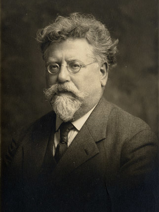 Rudolf Rocker, German Anarchosyndicalist