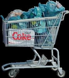 cart shopping nachlauf grocery carts bestand commons einkaufswagen wikimedia wikipedia lenkung