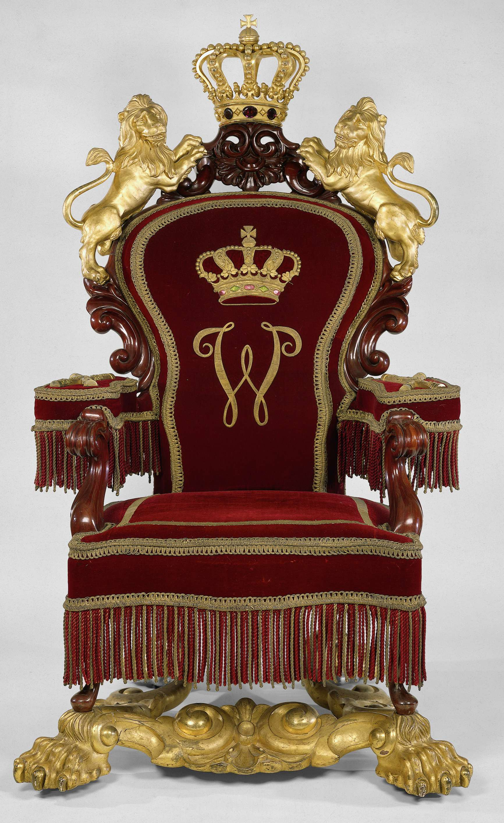 King Chairs File Throne Of Kings William Ii William Iii And Of Queen