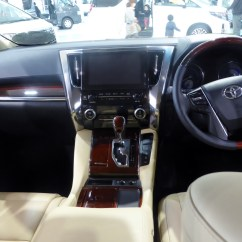 Grand New Avanza Veloz 1.5 2017 Harga Di Jogja Toyota Vellfire Baru 2014 Mobil Alphard