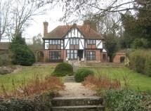English Tudor House Paint Colors