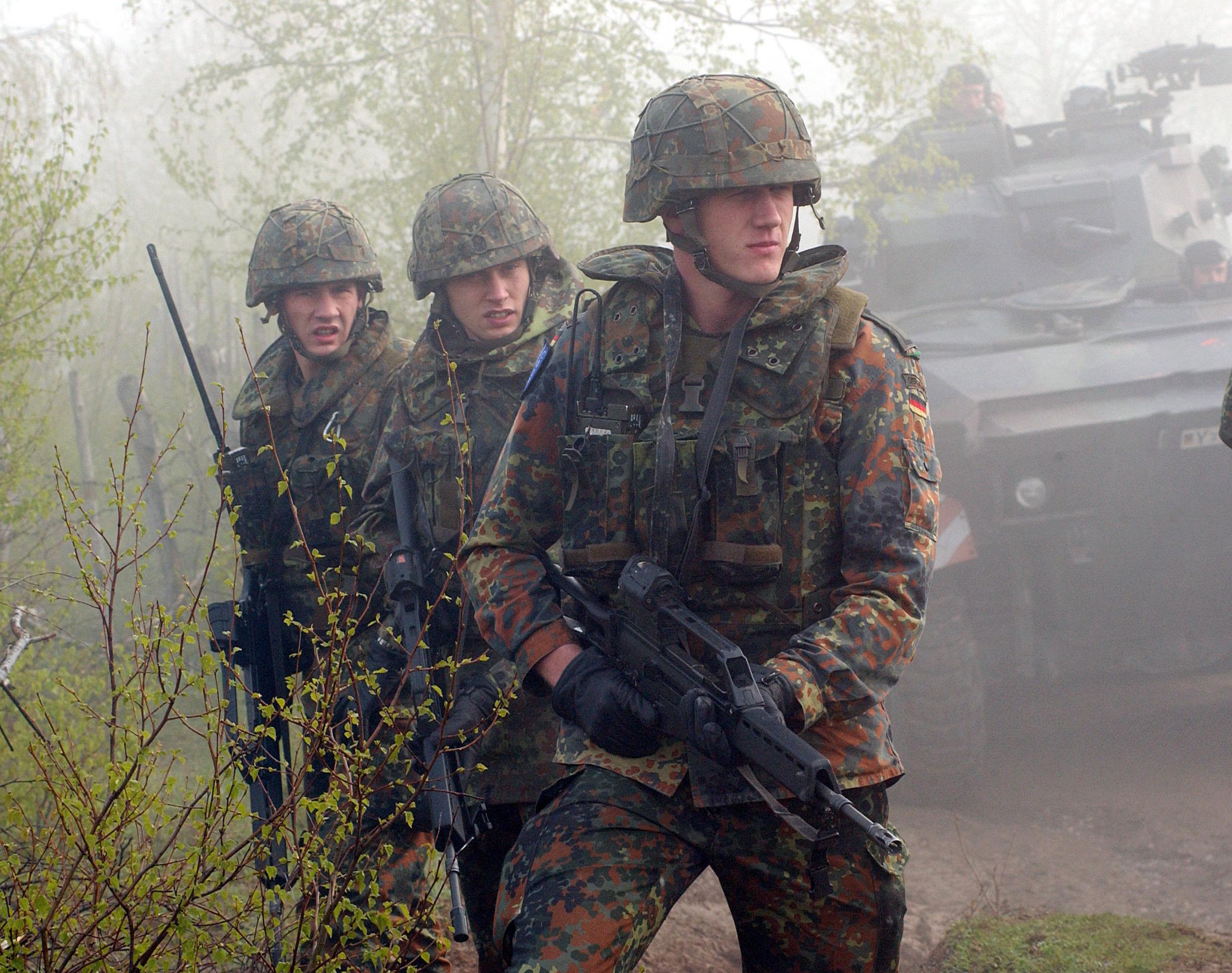 quelle: wikipedia - Deutsche Soldaten bekommen eigenen Impfstoff