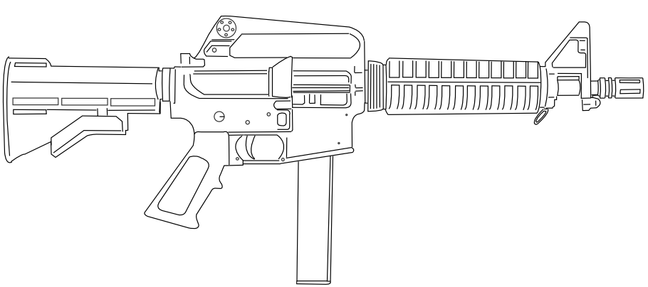 Colt 635 SMG — Wikipédia