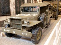 File -507 6x6 Dodge Wc-62 T223 Cargo Personnel Carrier