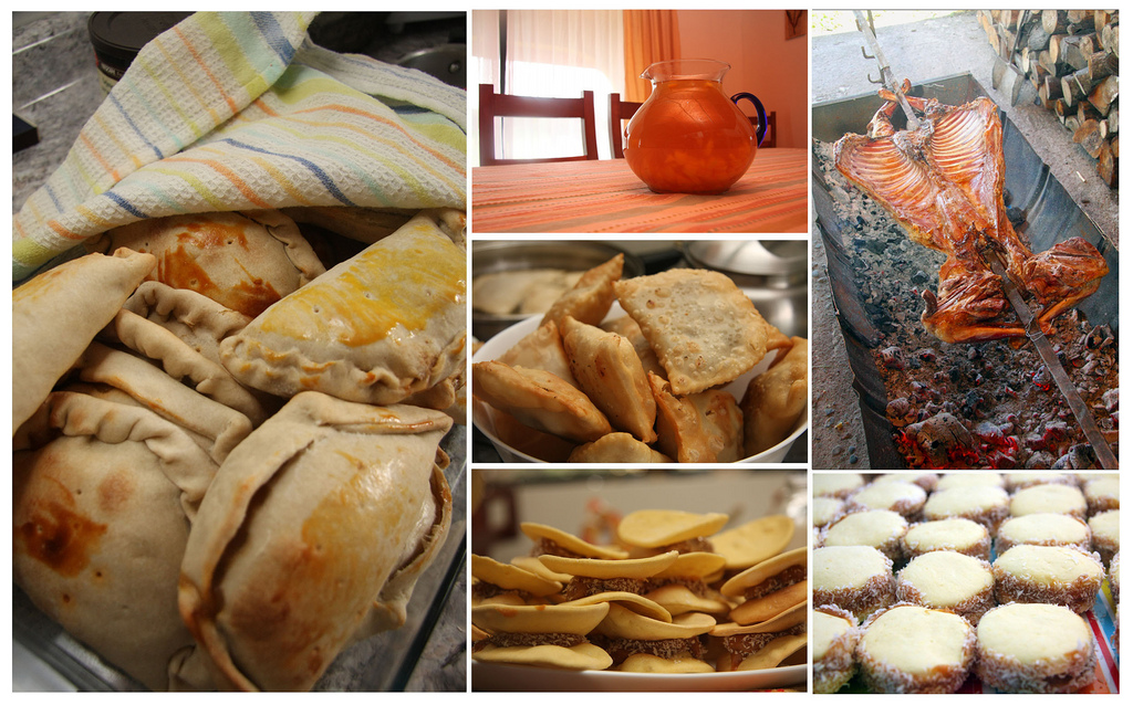 Gastronoma de Chile  Wikipedia la enciclopedia libre