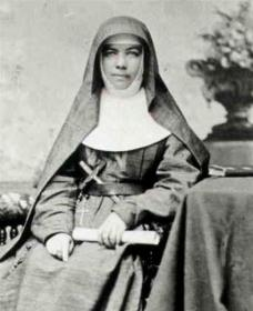 Mary MacKillop was canonised using a pagan ritual.