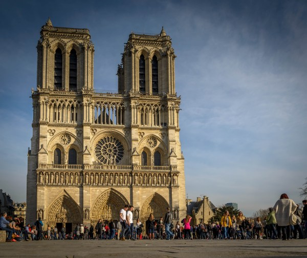 File Notre Dame De Paris 8 March 2015 - Wikimedia