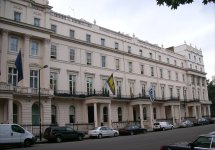Belgrave Square London