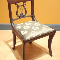 Duncan Phyfe Chairs Desk Chair Arm Pads File Side Copy Of By Henry Hagen And