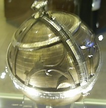 The spherical astrolabe, long employed in medi...