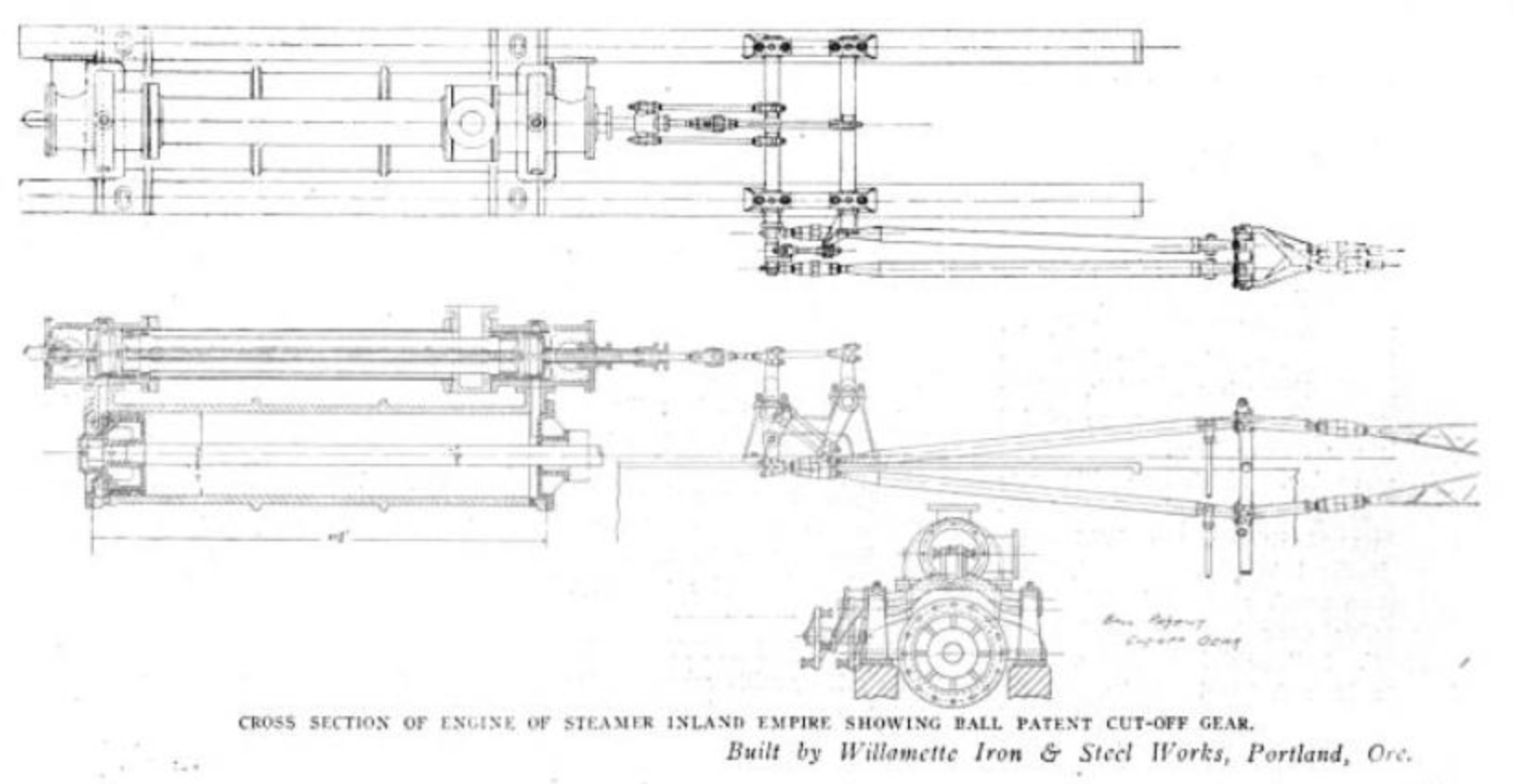 hight resolution of file steam engine plans inland empire 1909 png