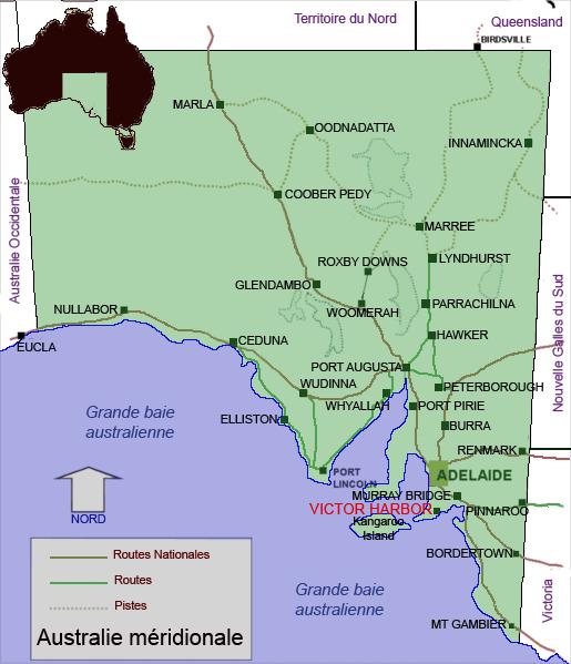 australie meridionale