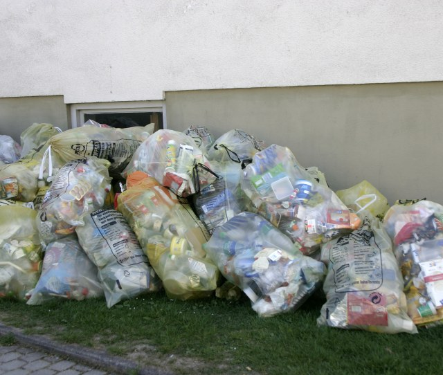 File Recycling In Germany Plastic Waste To Be Collected Jpg