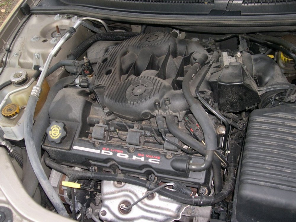 medium resolution of chrysler 2 7 engine diagram wiring diagram detailed 2006 chrysler sebring engine diagram chrysler 2 7 engine diagram