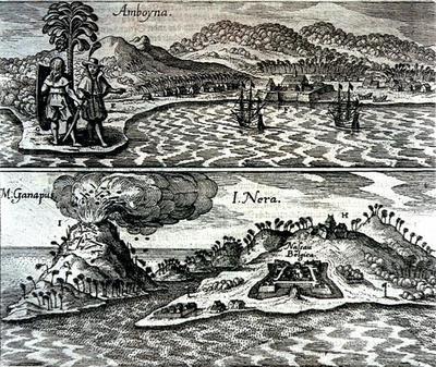 VOC (Verenigde Oost-Indische Compagnie) Datangnya orang ...