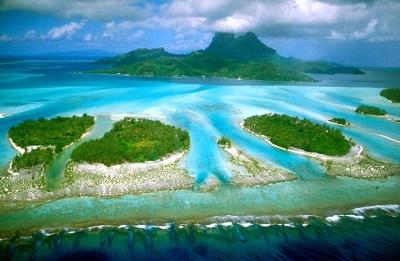 The Most Beautiful Places in the World: Bora Bora