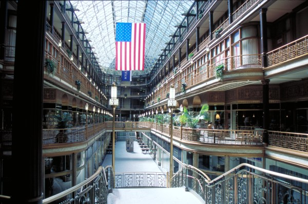 Arcade Downtown Cleveland Ohio