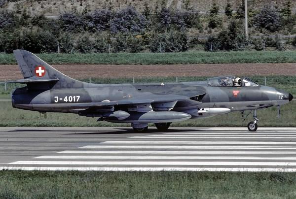 File Hawker Hunter .58 Switzerland - Air Force Jp6716576